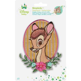 Disney Bambi Portrait Iron-On Applique -
