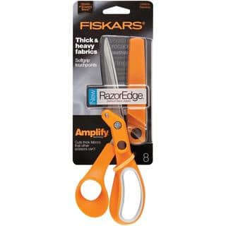 Amplify RazorEdge Fabric Scissor 8 -|https://ak1.ostkcdn.com/images/products/8779597/P16019090.jpg?impolicy=medium