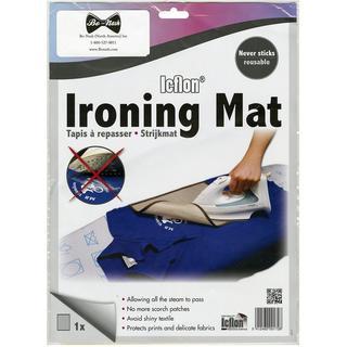 Ironing Mat W/Icflon Non-Stick Surface - 13-1/2 X10