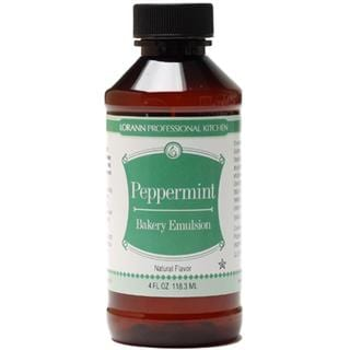 Bakery Emulsions Natural & Artificial Flavor 4oz - Peppermint