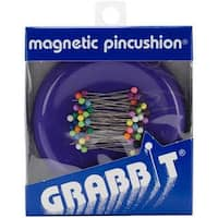Grabbit Magnetic Pincushion - Purple