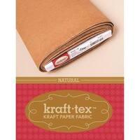 Kraft-Tex Kraft Paper Fabric - Natural 19 X10yd