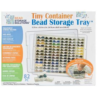 Elizabeth Ward's Tiny Container Bead Storage Tray -