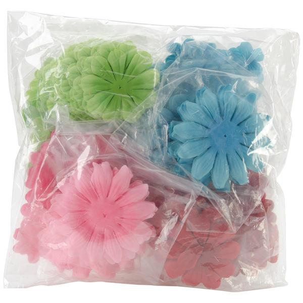 Pick O' Petals Flower Layers - Bulk Assorted Colors And Sizes