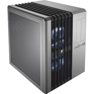 Corsair Carbide Series Air 540 Silver Edition High Airflow ATX Cube C
