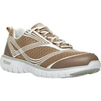 Women's Propet TravelLite Taupe