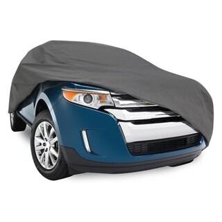 Oxgord Standard Charcoal Grey Indoor/ Outdoor SUV/ Van Cover