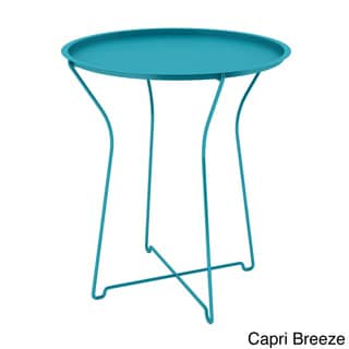 DarLiving Atlantic Powder-coated Metal Side Table