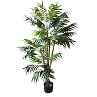 Romano 5-foot Indoor/ Outdoor Tropical Palm Tree