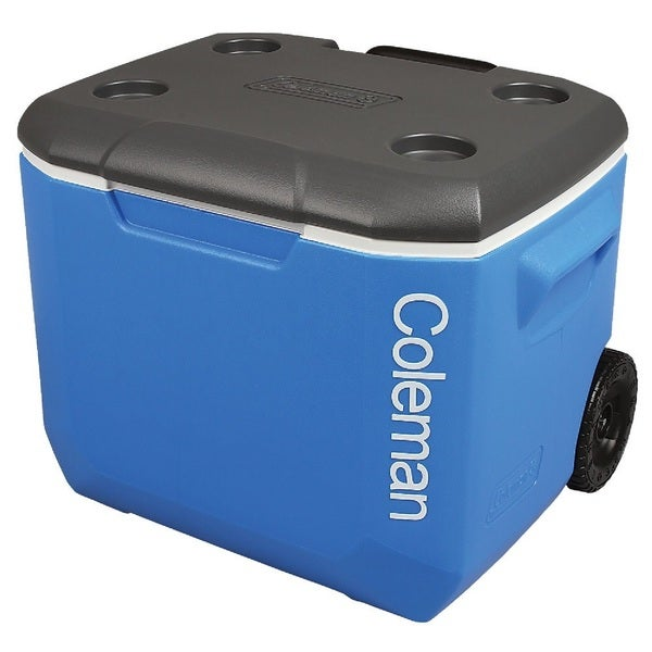 Coleman 60-quart Wheeled Cooler
