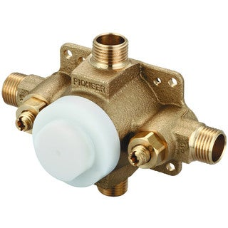 pioneer valve 4020b tub and shower valve set