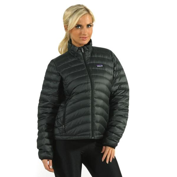 Patagonia Women's Black Down Jacket - Free Shipping Today ...