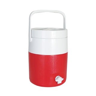 Coleman 2-gallon Red Plastic Water Jug