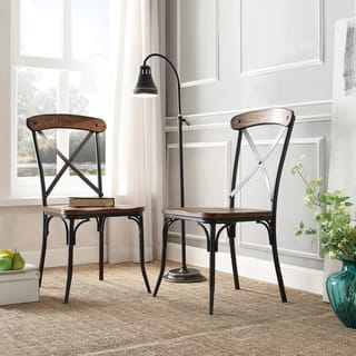 Buy Industrial Kitchen Dining Room Chairs Online At Overstock