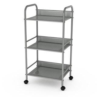 DarLiving Metal 3-tier Rolling Cart