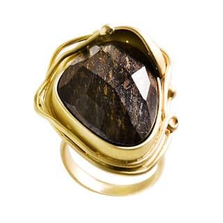 Nexte Jewelry Yellow Goldplated Natural-Cut Genuine Tiger'S Eye Fashion Ring|https://ak1.ostkcdn.com/images/products/8785114/Nexte-Jewelry-14k-Yellow-Goldplated-Natural-cut-Genuine-Tigers-Eye-Fashion-Ring-P16023730.jpg?impolicy=medium