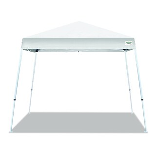 Caravan Canoppy V-Series 2 White Fabric/Steel 10' x 10' Canopy