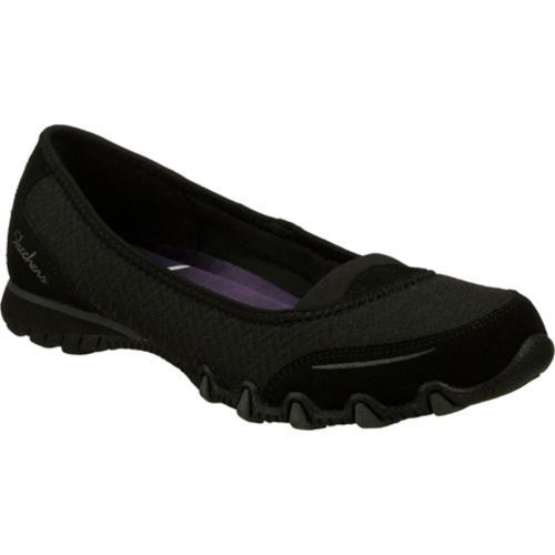 Women's Skechers Bikers Old Soul Black