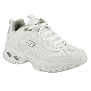 Men's Skechers Energy After Burn White Leather (W) (More options available)