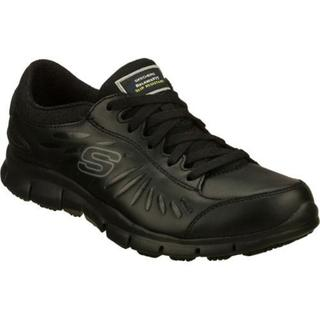 Women's Skechers Work Relaxed Fit Eldred SR Black