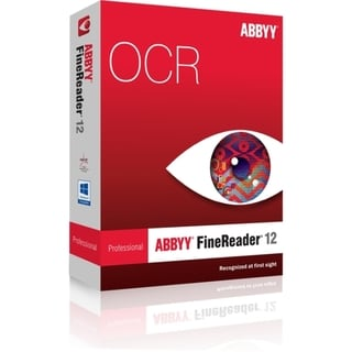 ABBYY FineReader v.12.0 Professional Edition - Box Pack