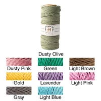 Hemp Cord Spool 20# 205FT/Pkg