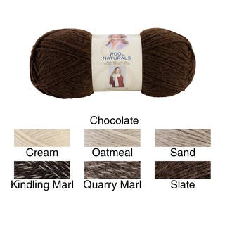 Deborah Norville Collection Wool Naturals Yarn|https://ak1.ostkcdn.com/images/products/8785974/P16024416.jpg?impolicy=medium