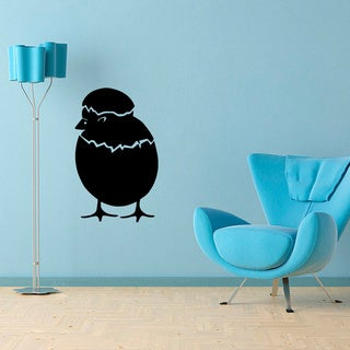 Chicken Egg Hatching Vinyl Wall Decal Art