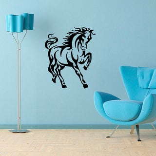 Horse Vinyl Wall Decal Art
