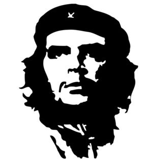 Defender Che Guevara Vinyl Wall Decal Art