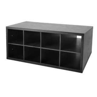 Link to Organized Living freedomRail Midnight Live Double Hang O-Box Cubby Similar Items in Kitchen Carts
