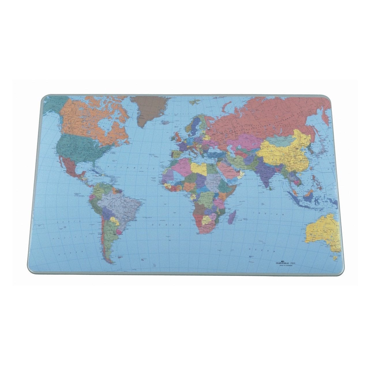 Awesome Durable World Map Desk Pad Download Free Architecture Designs Jebrpmadebymaigaardcom