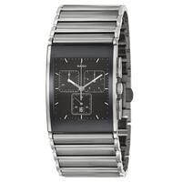 Rado Men's 'Integral Chronograph' Stainless Steel Chronograph Watch