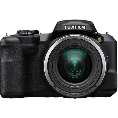 Fuji S8600 16 Megapixel Compact Camera (White)