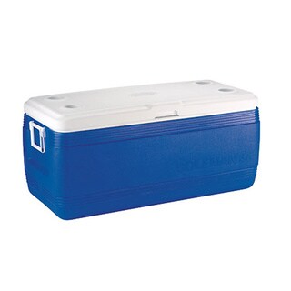 Coleman 150-quart Performance Blue Cooler