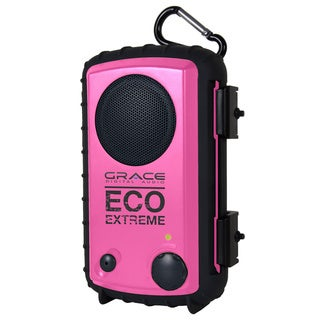 Grace Digital ECOXGEAR Eco Extreme GDI-AQCSE106 Rugged Waterproof Cas