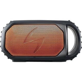 Grace Digital Audio EcoStone Bluetooth Speaker - Orange