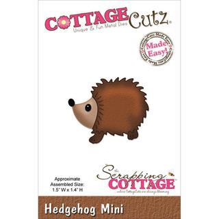 CottageCutz Mini Die 1.75 X1.75  - Hedgehog