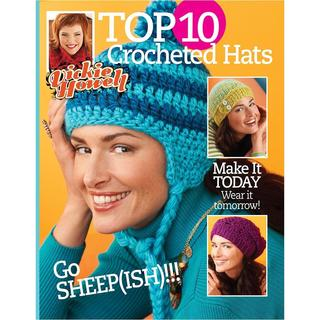 Soho Publishing - Top 10 Crocheted Hats