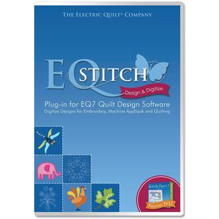 EQStitch Embroidery Software -Plug-In For EQ7 -