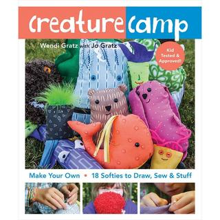 FunStitch Studio - Creature Camp
