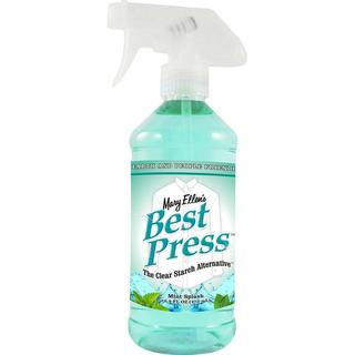 Mary Ellen's Best Press Clear Starch Alternative 16 Ounces - Mint Splash