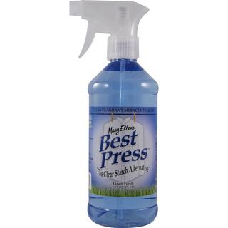 Mary Ellen's Best Press Clear Starch Alternative 16 Ounces - Linen Fresh