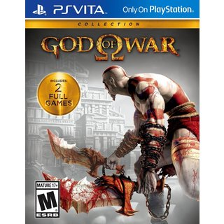 PS Vita - God of War Collection