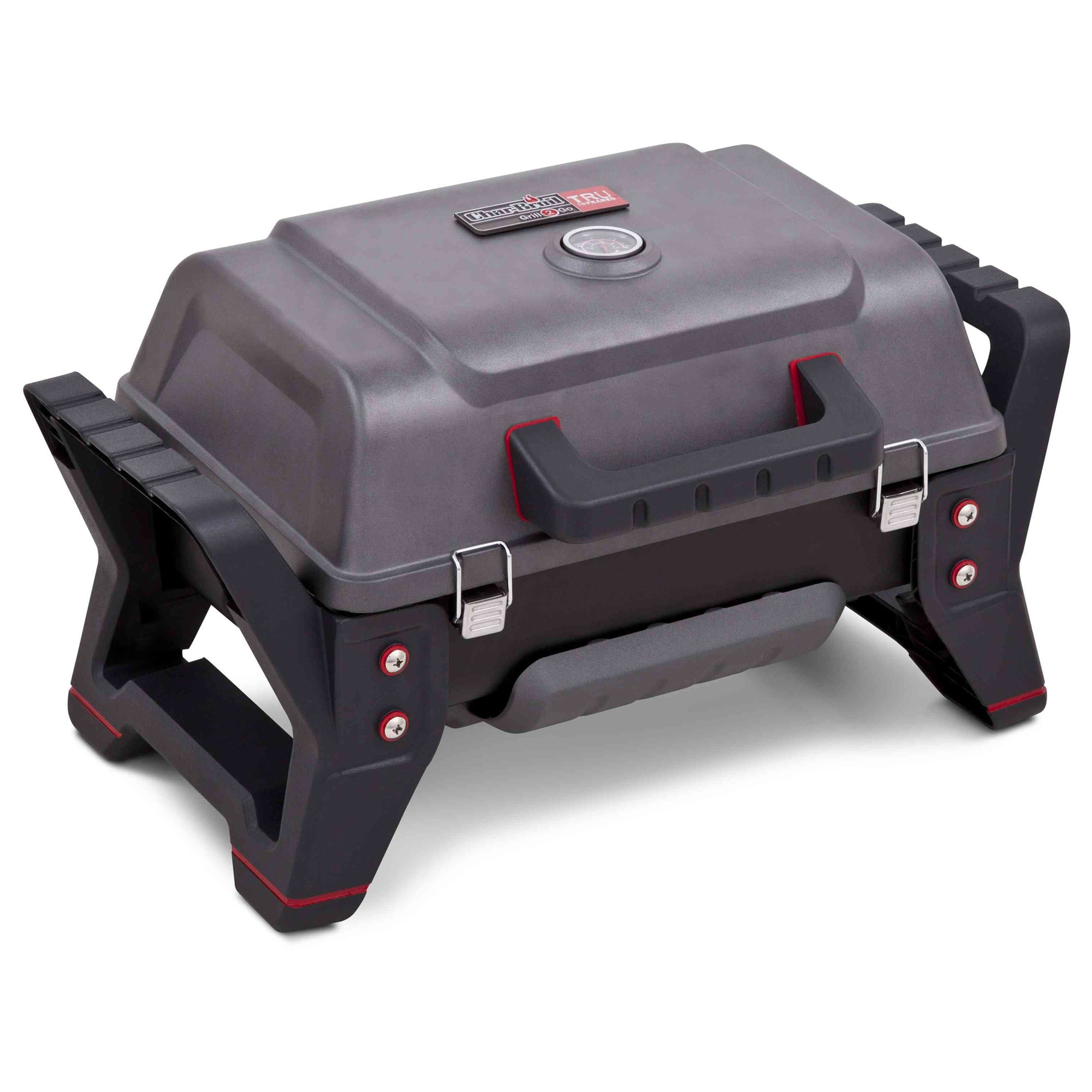Char-Broil Grill2Go X200 TRU-Infrared Portable Gas Grill,...
