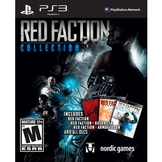 PS3 - Red Faction Collection