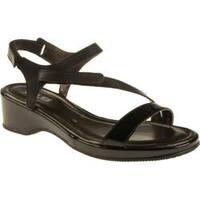 Women's ara Raven 34543 Black Patent Leather