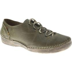 Women's Spring Step Carhop Olive Leather