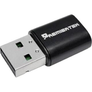 Premiertek PT-8811AU IEEE 802.11ac - Wi-Fi Adapter for Desktop Comput