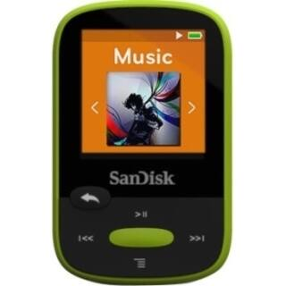 SanDisk Clip Sport SDMX24-008G 8 GB Flash MP3 Player - Lime|https://ak1.ostkcdn.com/images/products/8789213/P16027149.jpg?impolicy=medium
